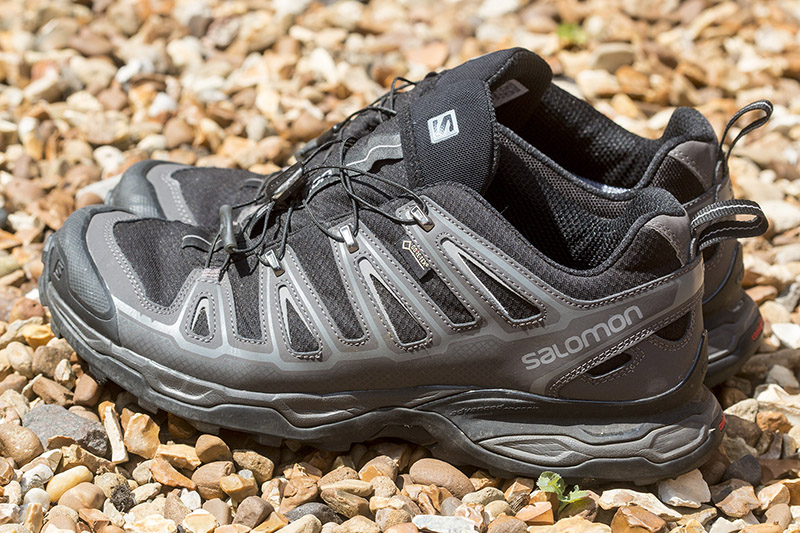 Salomon X Ultra 2 GTX hiking shoes - Review